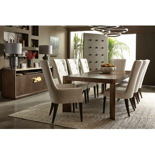 Profile Rectangular 9 Piece Dining Set Bernhardt