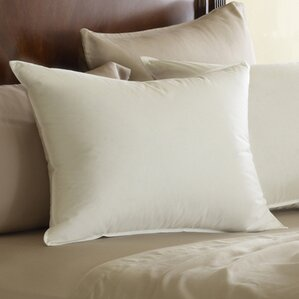 Euro Down and Feathers Pillow by Pacific Coast Feather