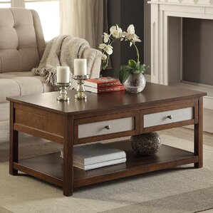 Upmann Coffee Table by Homestyle Collection