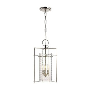 Brayden Studio Hassan 3-Light Foyer Pendant