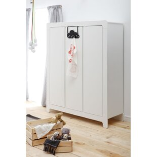 Moon 3 Door Wardrobe By Selsey Living