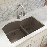 Find the Perfect Stone Farmhouse Kitchen Sinks | Wayfair