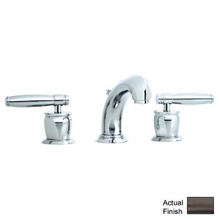 Rohl Zephyr Widespread Bathroom Faucet with Drain Assembly