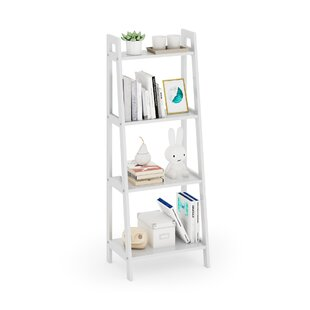 Groveport Storage Display Ladder Bookcase