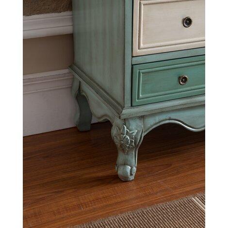 Homestown 9 Drawer 2 Door Accent Cabinet