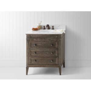 Neo-Classic Laurel 31 Single Bathroom Vanity Set