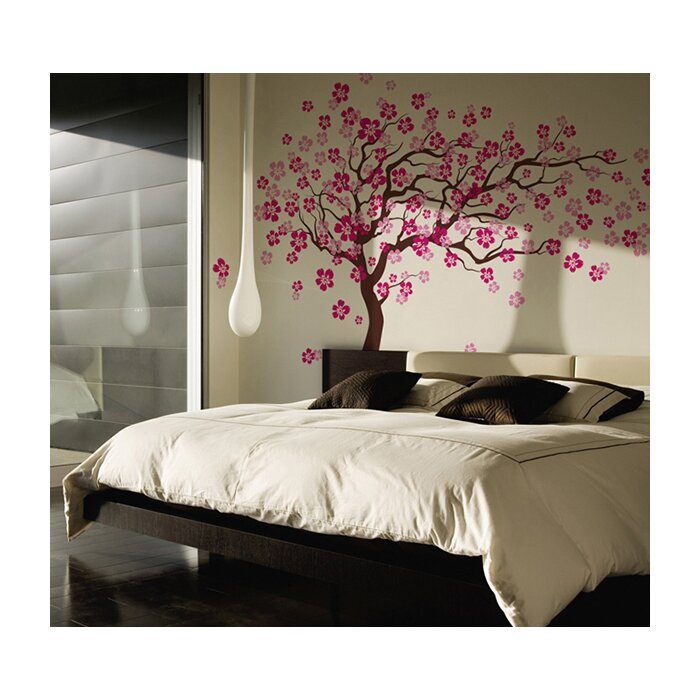 Cherry Blossom Tree Wall Decal Part 43
