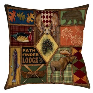 Adamski Indoor/Outdoor Throw Pillow