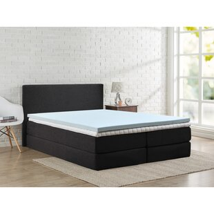Best Mattress Reviews Alwyn Home Herrington 2 Medium Memory Foam Sofa Bed Mattress