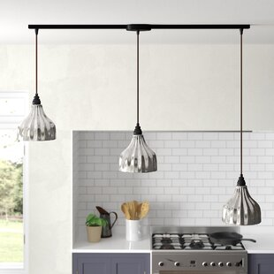 Orofino 3-Light Cluster Pendant by Laurel Foundry Modern Farmhouse