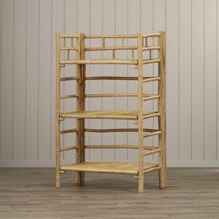Whobrey 3 Tier Etagere Bookcase by Bay Isle Home SKU:CE524895 Shop