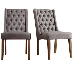 Top Reviews Allain Side Chair (Set of 2) by Lark Manor Reviews (2019) & Buyer's Guide