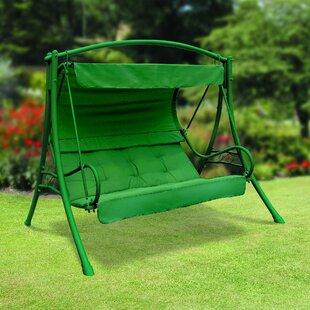 Seville 3 Seat Garden Swing Image