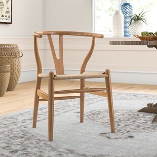 Dayanara Solid Wood Dining Chair