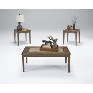 West Adams 3 Piece Coffee Table Set
