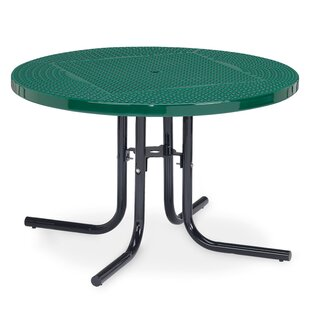 Veranda Metal Dining Table by Anova