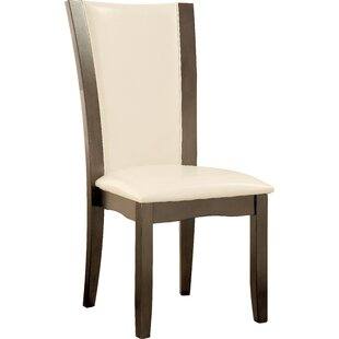 Latitude Run Leets Upholstered Dining Chair (Set of 2)