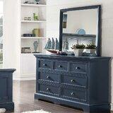Appleby 7 Drawer Dresser with Mirror by Greyleigh™