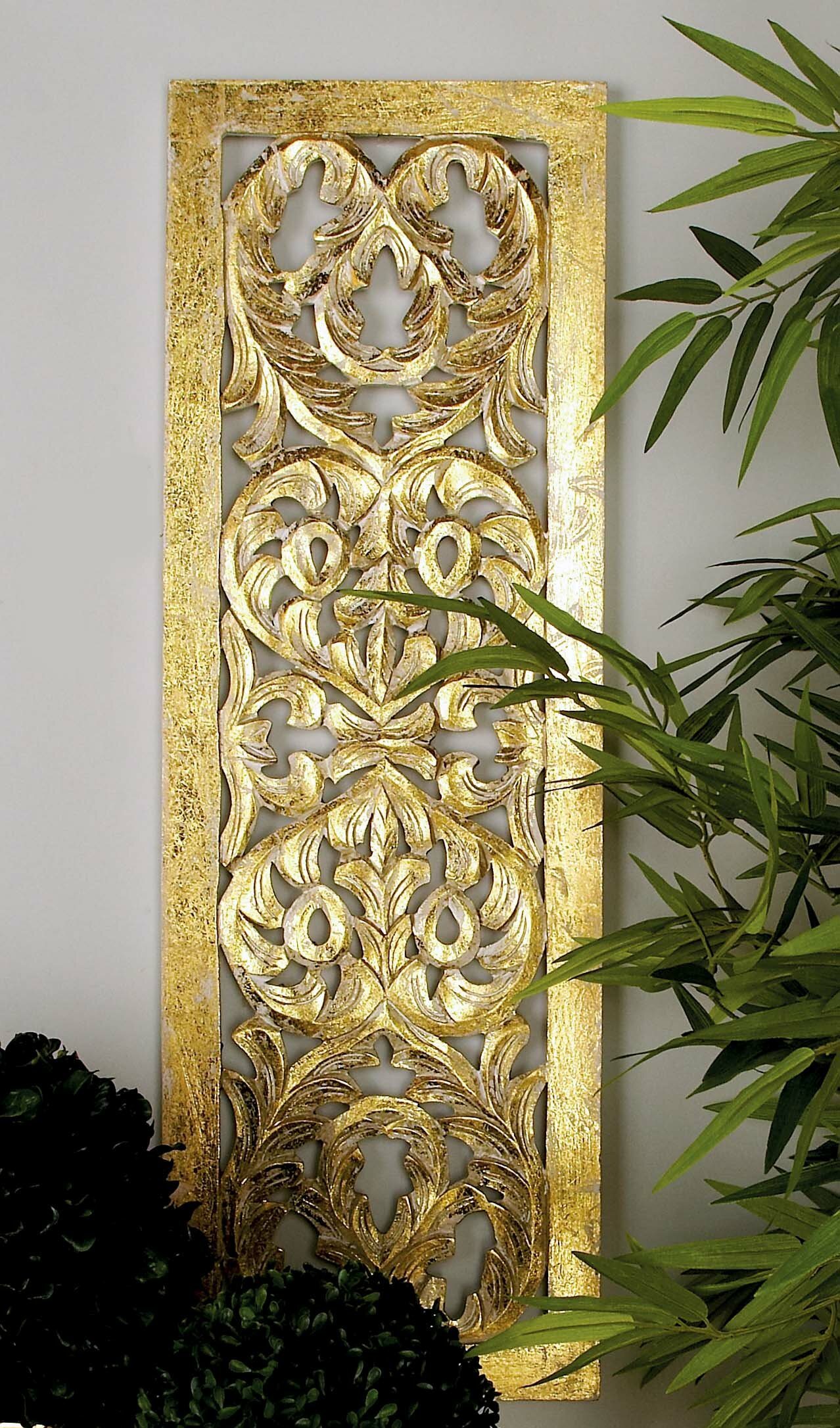 Stunning Wall Decor Wood Carving Ideas - The Wall Art Decorations ...