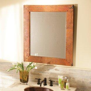 Reviews Tuscany Bathroom Mirror ByNative Trails, Inc.