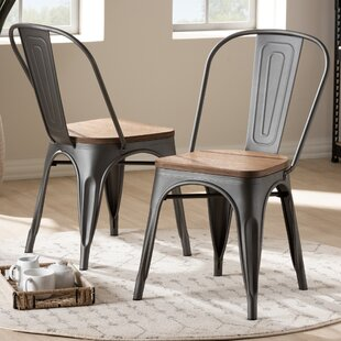 Stacie Dining Chair (Set of 2) Williston Forge