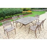 Mcgrady 7 Piece Dining Set