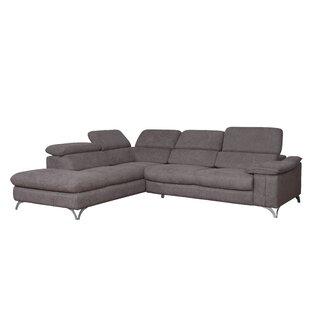 Woodyard Corner Sofa Bed By Brayden Studio