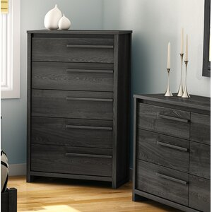 Tao 5 Drawer Chest