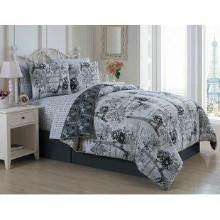 Marco Reversible Comforter Set