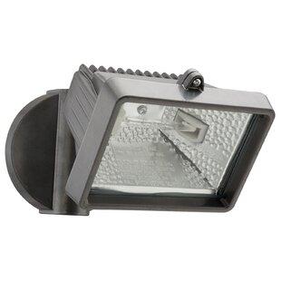 150-Watt Outdoor Security Flood Light by Lithonia Lighting