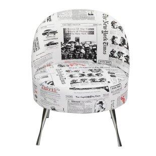 Papier Loft Tub Chair By Happy Barok