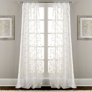 Sheer Curtains Youll Love