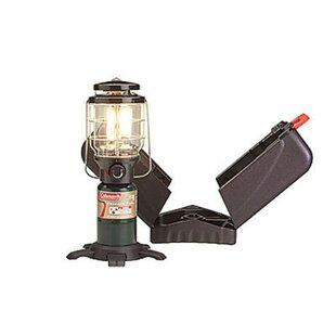 Coleman Northstar Propane Lantern with Ca..