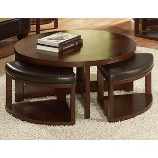 Pyper Modern 5 Piece Coffee Table Set