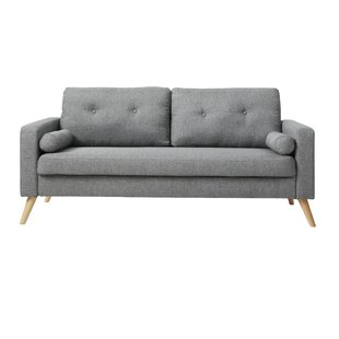 Shop Gentile Modern Mid-Century Sofa by George Oliver