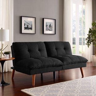 Simmons Hartford Convertible Sofa