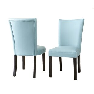 Maynor Upholstered Dining Chair (Set of 2)