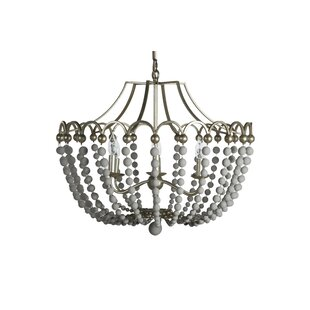 Peggy 6-Light Empire Chandelier by Gabby