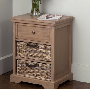 Cleveland End Table With Storage By Beachcrest Home