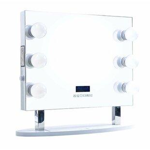 Orren Ellis Hearns Bathroom/Vanity Mirror