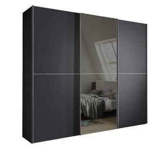 Bentz 3 Door Sliding Wardrobe By Ebern Designs