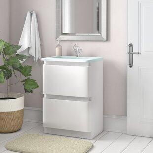 Charbonneau 595mm Free-standing Vanity Unit By Belfry Bathroom