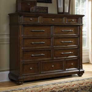 Blarwood 10 Drawer Master Chest by Darby Home Co