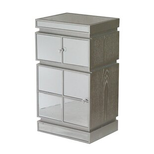 Felecia 1 Drawer Accent Cabinet