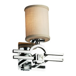 Red Hook 1-Light LED Armed Sconce by Latitude Run