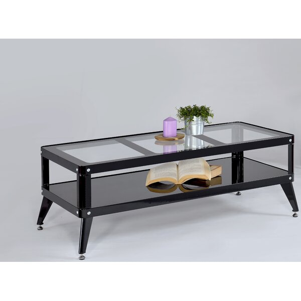 Williston Forge Emanuel Coffee Table & Reviews by Williston Forge