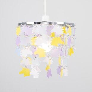 Unicorn 30cm Plastic Novelty Pendant Shade by MiniSun