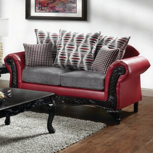 Best Doolittle Loveseat by Astoria Grand