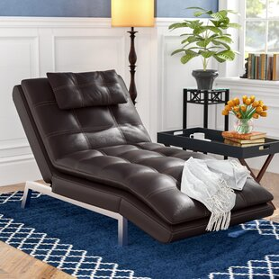 Dryden Chaise Lounge By Andover Mills