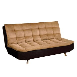 Heggins Microfiber Convertible Sofa